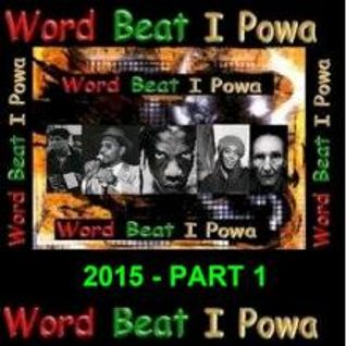 Echo Chamber - Word Beat I Powa Special - April 22, 2015