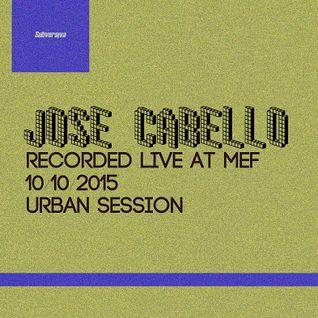 Jose Cabello (Hybrid) @ MEF 10102015