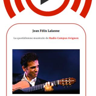 A contre temps #3 - 23/07/2016 avec  Jean-Felix Lalanne