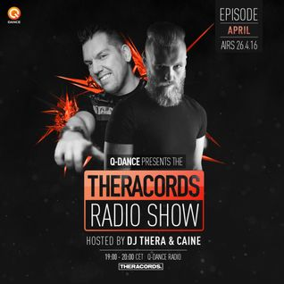 Theracords Radio Show | April 2016