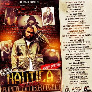 Apollo Brown Nautica Mixtape
