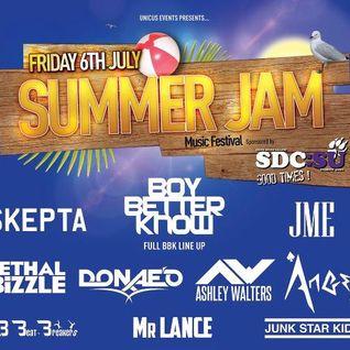 Summer Jam Promo Mix