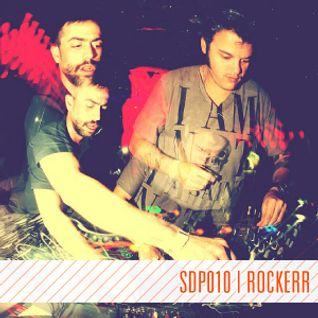 Issue #010: Rockerr (TB Records, Molotov21)