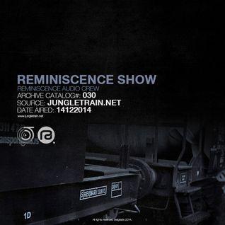 Reminiscence Show 14122014 @ Jungletrain.net