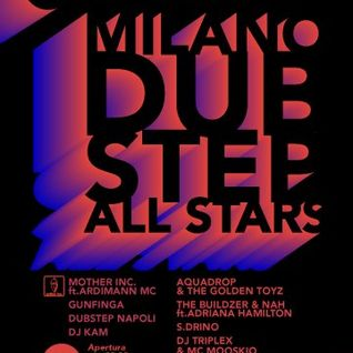 SDrino & Mc Ardimann@DUBSTEP ALL STAR Magnolia  1-03-2013