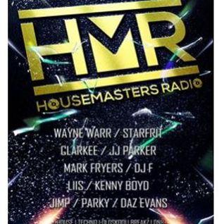 HOUSEMASTERS RADIO BANK HOLIDAY EVENT MIX