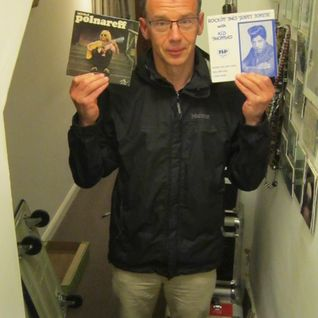 DJ Sue and DJ Steve Coleman, Shoreditch Radio 23 May 2016