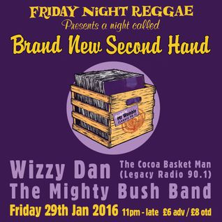 Friday Night Reggae presents...A Roots and Dub mix