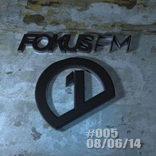 Route 1 Audio Show #005 - FokusFM - [08/06/14]