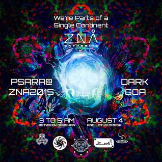 "Psara @ ZNA2015 ""We're Parts of a Single Continent"""