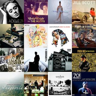 dj myndthought presents hot 16: soulbounce's best albums of 2011