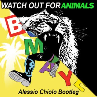 Major Lazer vs. Martin Garrix - Watch Out For Animals (Alessio Chiolo Bootleg)