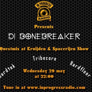 DJ BoneBreAker @In Progress Radio - Kruijden & Spacerijen Questmix Show 8 [29-05-2013]
