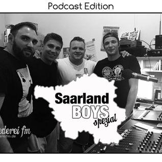 Rederei FM – Saarland Boys Spezial vom 15.09.2015