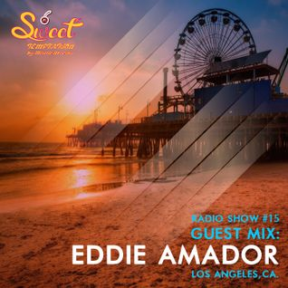 Sweet Temptation Radio Show by Mirelle Noveron #15 - Guest Mix From Eddie Amador