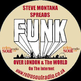 Steve Montana Saturday Soul Show 14_01_12 Retro Soul Radio.