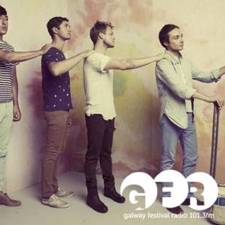 Galway Festival Radio-Interview with Grizzly Bear's Daniel Rossen