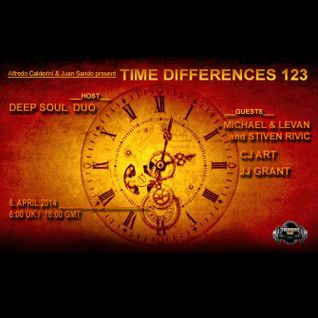 CJ Art - Time Differences 123 Guest Mix @ TM Radio [06.04.2014]