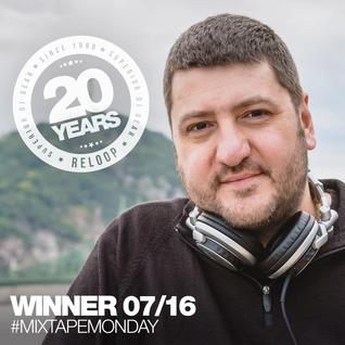 #MixtapeMonday Winner July – DJ Stady - Welcome To My World!