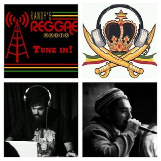 9-18-13 JAH WARRIOR SHELTER TAKES OVER RANDY'S REGGAE RADIO!