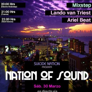 Ariel Beat @ Nation Of Sound (30-03-2013)