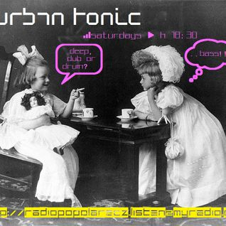 URBAN TONIC #3 JANUARY 26TH 2013