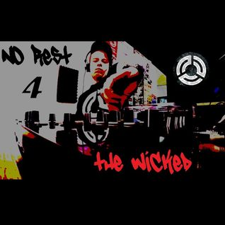 NO REST [4] THE WICKED (CD / 178 BPM)
