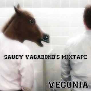 Vegonia - Saucy Vagabond's Mixtape