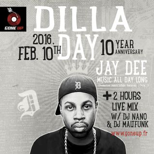 Jay Dee Tribute, Live  Mix / Part 2 / Dj Nano