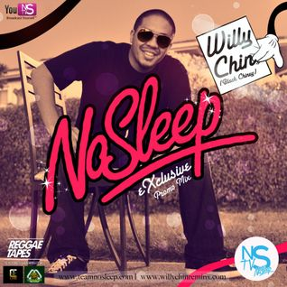 Willy Chin (Black Chiney) - TeamNoSleep Promo Mix