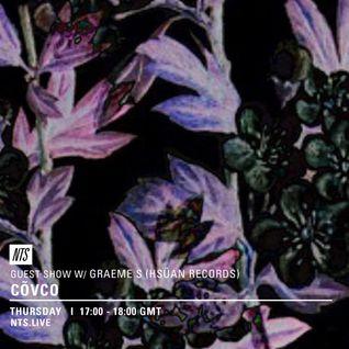 Covco & Graeme S (Hsüan Records) - 27th October 2016