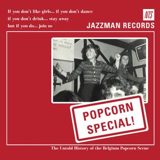 Jazzman Records on NTS Popcorn Special - 300816