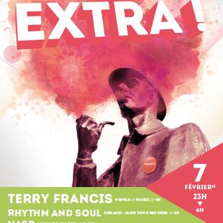 Ass Bean Royal Klub présente EXTRA ! : Terry Francis/ Theo Stomp @ Cargo (Caen - 07/02/14)