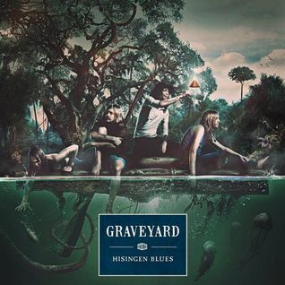 Graveyard - Uncomfortably Numb