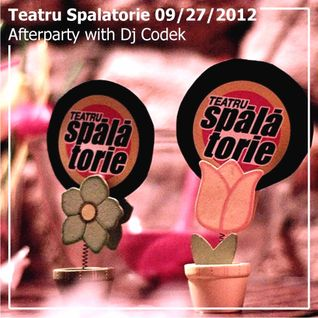 Teatru Spalatorie (AfterParty) 09/27/2012
