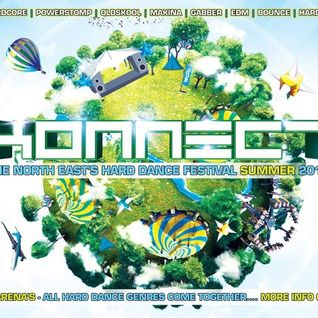 Konnect Festival 2015 Hard Bounce Promo Mix