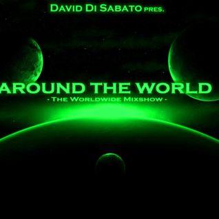 """David Di Sabato pres. """"Around The World"""" [Episode #021] - The Mixshow"""