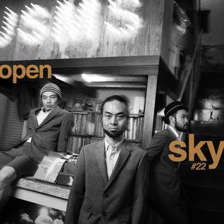 Open Sky 22 | United Vibrations, Cro-Magnon, Glenn Astro, Jimi Tenor...