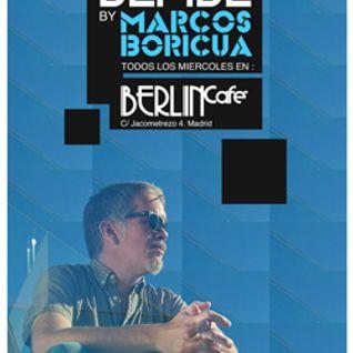 DJ Marcos Flores - BEMBÉ@Café Berlin, Madrid