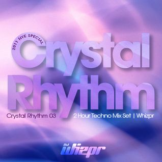 Crystal Rhythm 03 (NYE Special) | 2 hour Drumcode Techno Mix-Set