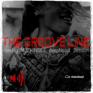Dj Muzikinside - THE GROOVE LINE (Afro House Session)