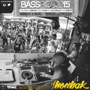 DJ NORBAK - BassPool Party 2015 (1.0) @ La Mattina (Sevilla) [04.07.2015]