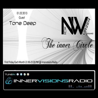 Tone Deep @ The Inner Circle On Innervision Radio  01 02 2013