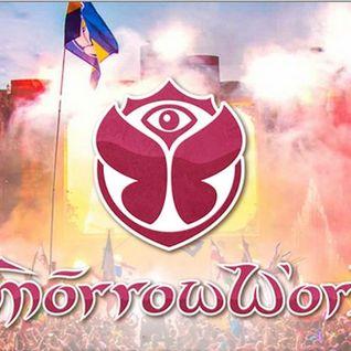 Steve Aoki - Live @ TomorrowWorld 2014 (Atlanta, USA) - 27.09.2014