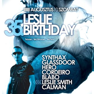 Leslie Smith - Live @ Columbus Club (Aug-10-2013 - Birthday Party)