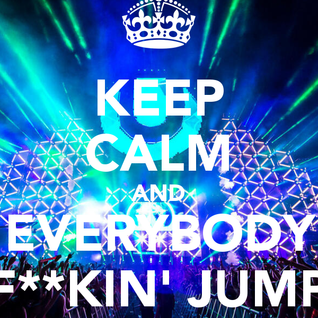 Everybody F**king Jump! - Progressive & Electro Mix August 2013