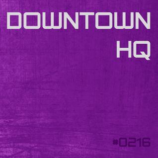 Downtown HQ #0216 (Radio Show with DJ Ramon Baron)