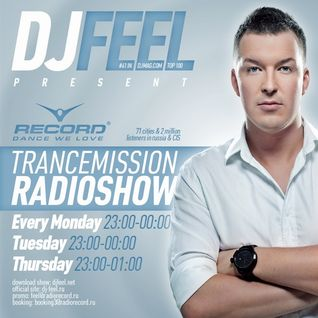 DJ Feel - TranceMission (01-08-2011)