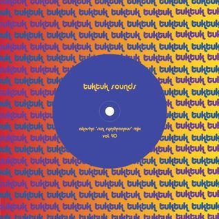 tuktuk sounds vol. 40 | akasha 'sun synchronous' mix