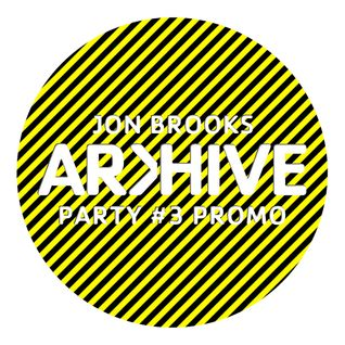 Jon Brooks | Promo | Arkhive London #3